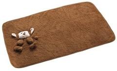Одеяло для щенков Hunter Madison, обезьянка 100x65 см флис коричневый