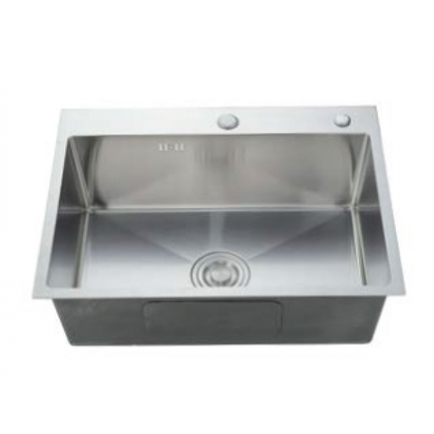 Кухонная мойка из нержавеющей стали Kaiser KSM-6045 600x450x220