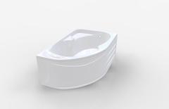Акриловая ванна 1Marka DIANA R 170х105 см