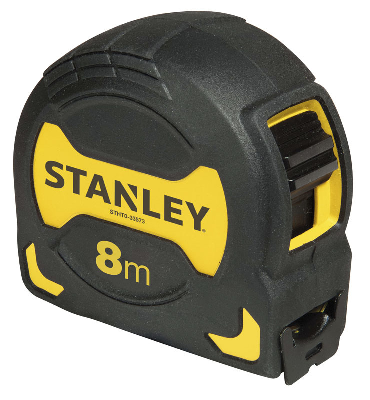 Рулетка Grip Tape 8м Stanley STHT0-33566