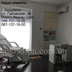 Кушетка педикюрно-косметологическая ZD-823A
