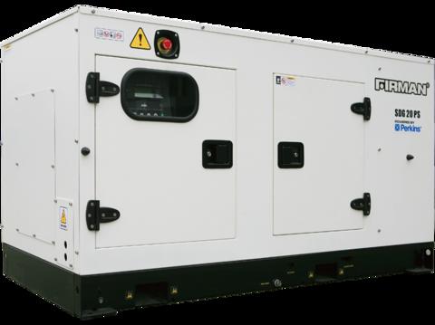 Дизельный генератор FIRMAN SDG20PS