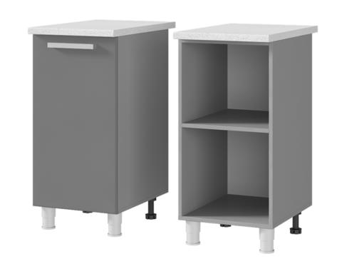Шкаф-стол рабочий 1-дверный (400*820*600) 4Р1