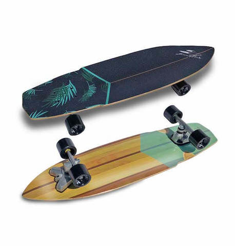 SURFSKATE Hybrid San'O