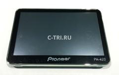 Навигатор  Pioneer 420