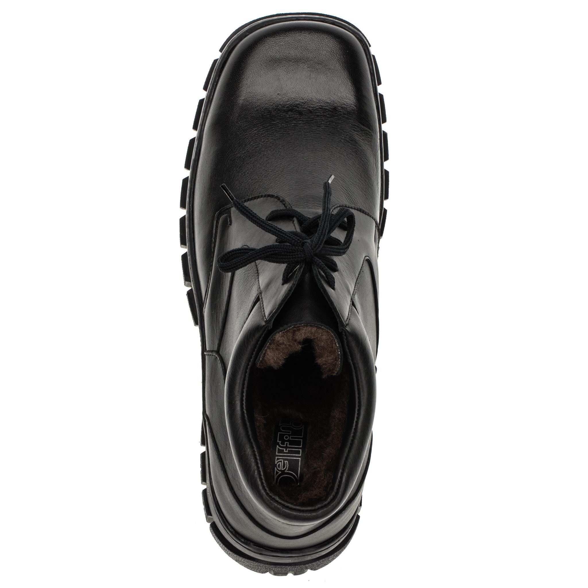 065414 ботинки мужские больших размеров марки Делфино