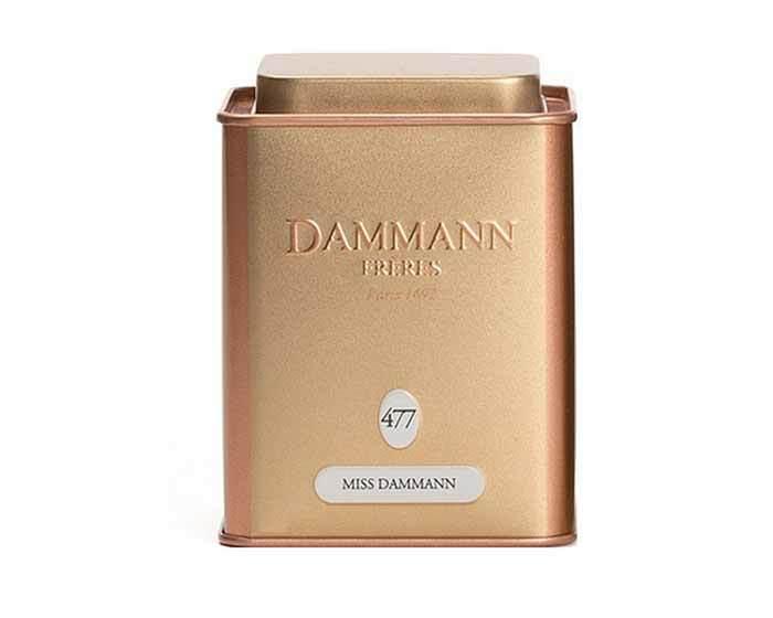 Чай зеленый Dammann Miss Dammann, 100 г (Дамманн)