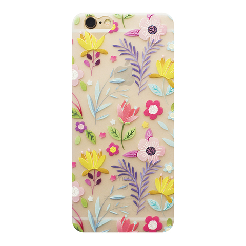 Чехол для IPhone 6/6S Flowers