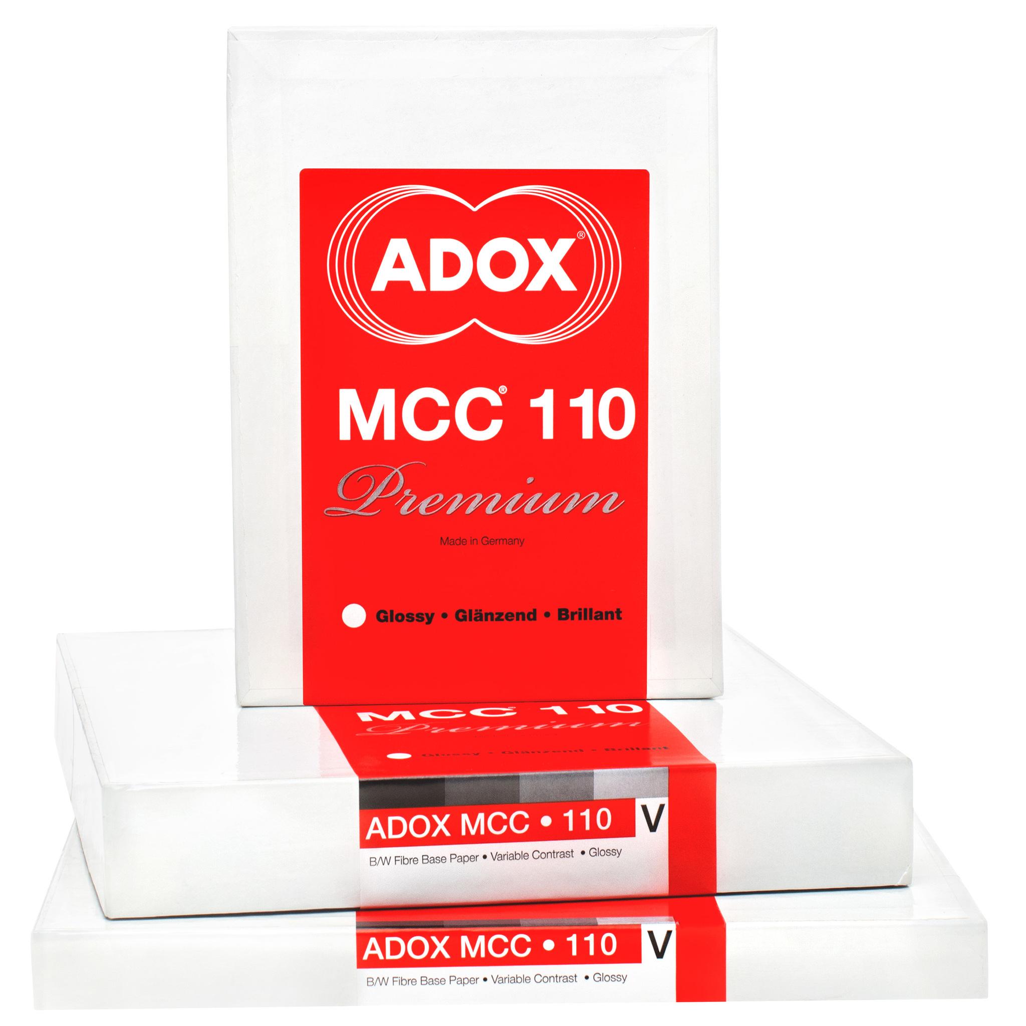 Фотобумага ADOX MCC 110 глянцевая 20x30 / 25 л