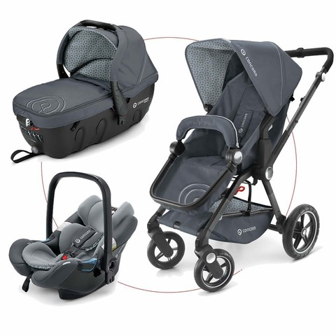 Concord Camino Travel Set