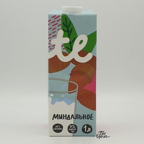 Миндальный напиток пастеризованный Bite, 1 л