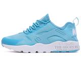 Кроссовки Женские Nike Air Huarache Run Ultra Hyper Sky Blue White