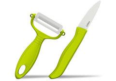 Набор Фруктовый нож и овощечистка