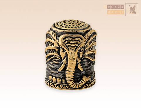 наперсток Слон