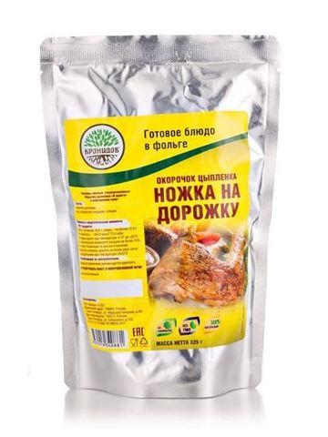 Окорочок цыпленка 'Кронидов', 325г