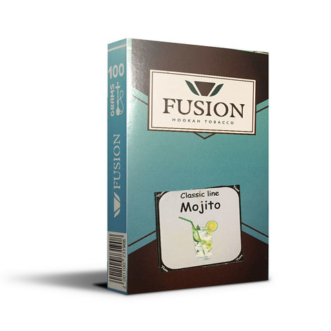 Табак Fusion Soft Mojito 100 г