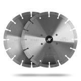 Алмазный диск CUT-N-BREAK левый 230 мм