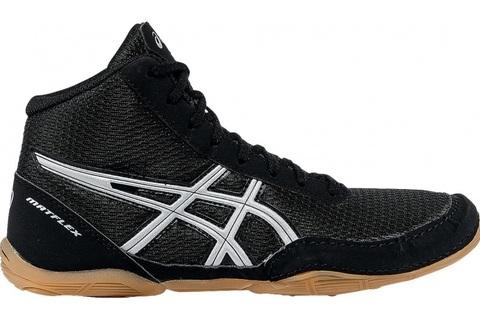 Обувь для борьбы детская Asics Matflex 5 GS black