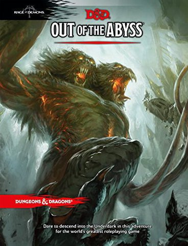 Out of the Abyss (D&D Adventure)