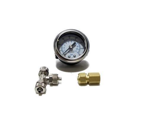 Система контроля давления (1 контур) 1.PM