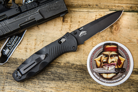 Складной нож Barrage 580SBK