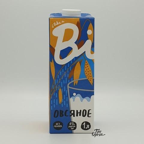 Овсяный напиток пастеризованный Bite, 1 л