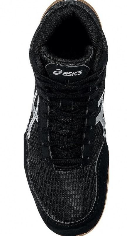 Детская обувь для борьбы Asics Matflex 5 GS black (C545N 9093) фото
