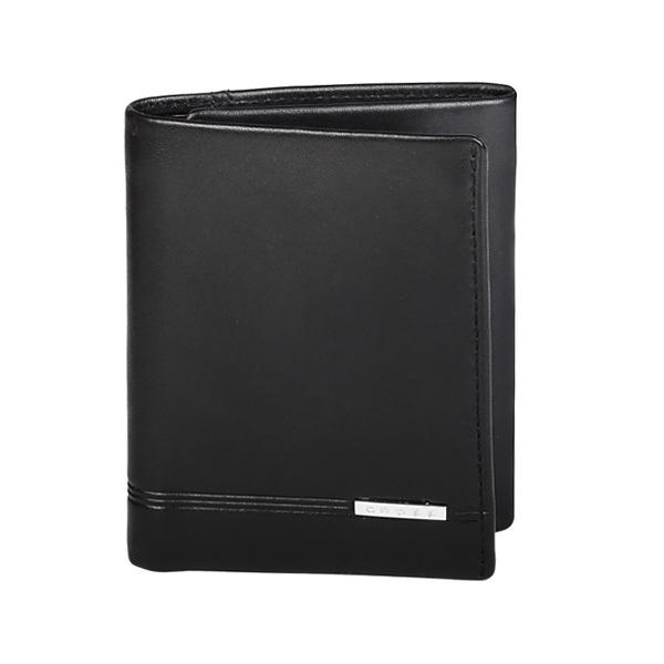 Кошелек Cross Classic Century, цвет черный, 10,7 х 8,6 х 1 см