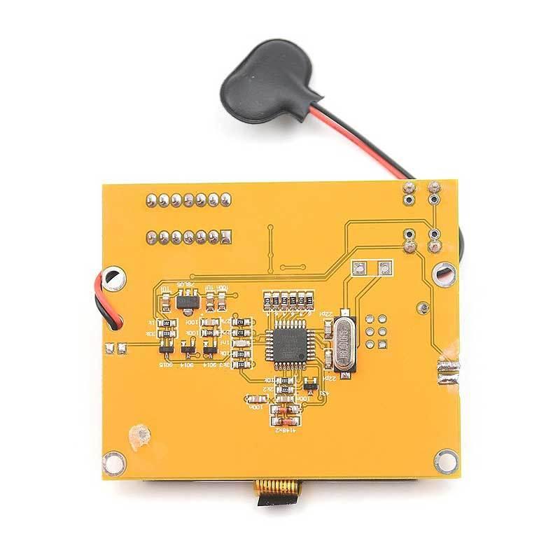 Модуль RI058. Транзистор тестер цифровой V2.68 ESR-T4