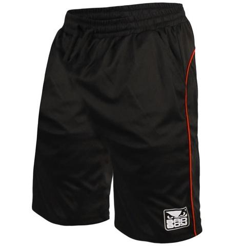 Шорты Bad Boy Champion Shorts Black/Red