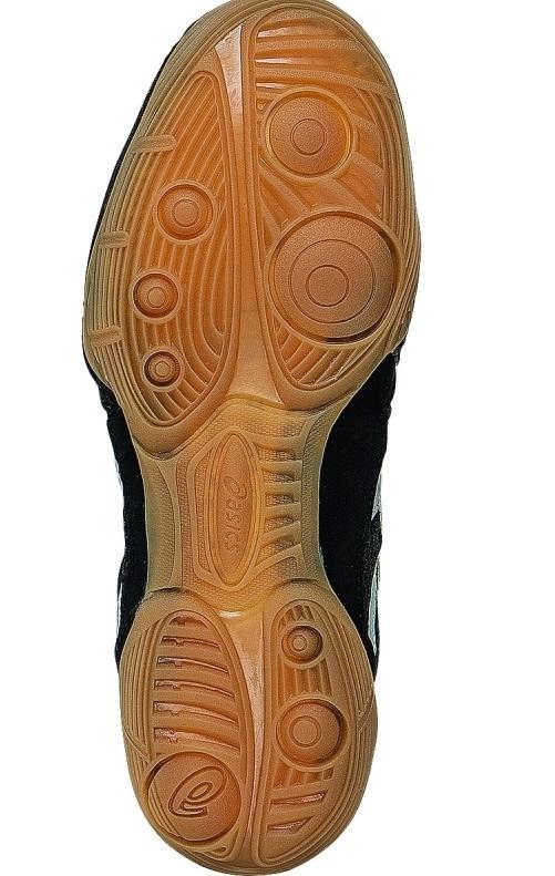 Обувь для борьбы асикс Matflex 5 GS black (C545N 9093) детская фото