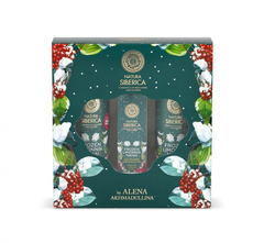 Подарочный набор для волос Frozen Limonnik Nanai Natura Siberica By Alena Akhmadullina
