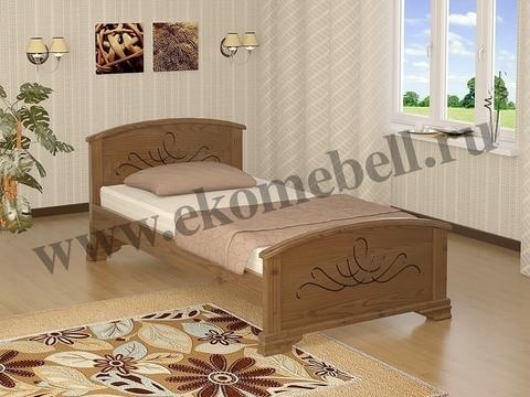 Кровать *Нова* односпальная
