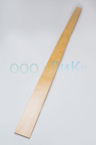 Ламель для кровати 990-63-8 мм