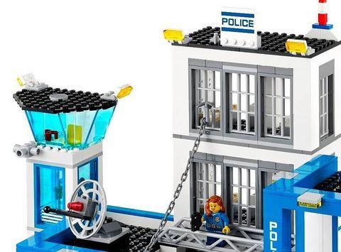 LEGO City: Полицейский участок 60047