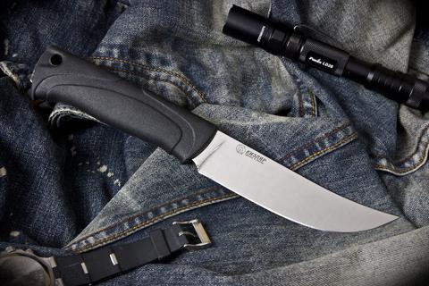 Охотничий нож Гюрза-2 Эластрон Полированный