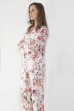 Цветочная пижама из вискозы Admas