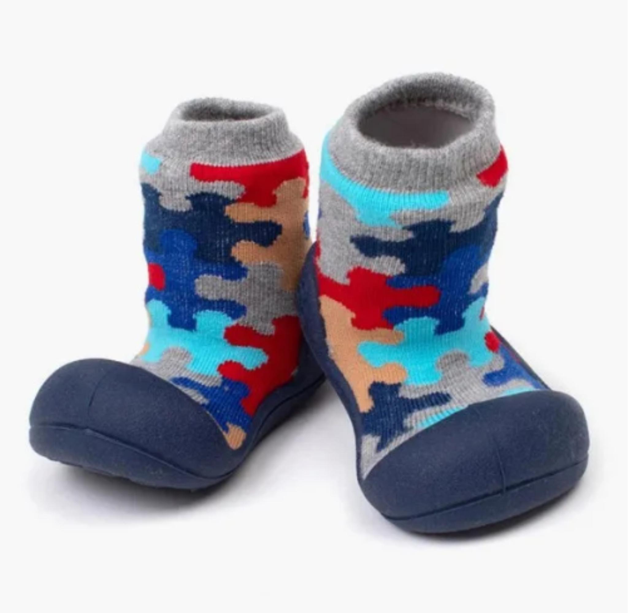 Детская обувь, ботинки марки Attipas Puzzle