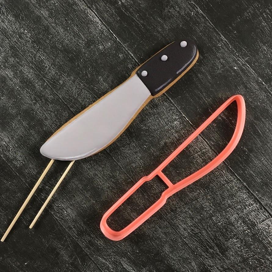Нож №1