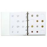 Белый Альбом MATRIX в слипкейсе, включая 5 листов панелей и набор наклеек