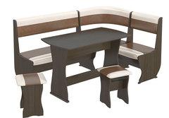 Кухонный уголок со столом Уют-1К ЛЮКС
