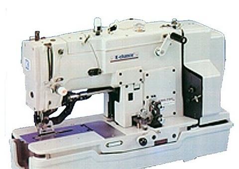 Промышленный петельный полуавтомат челночного стежка K-Chance KBH-783 V | Soliy.com.ua