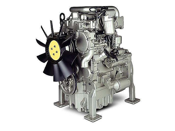 Двигатель Perkins/Perkins Engine 1103C-33T АРТ: DD75390