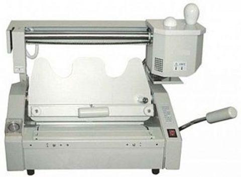 Аппарат Grafalex T60 (A3) для термоклеевого скрепления бумажных блоков