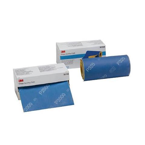 3M™ Гибкие Абразивные Листы в рулонах, 35116, 137,5 мм х 112,5 мм,Р2000