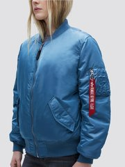 Куртка Alpha Industries MA-1 W Air Force Blue