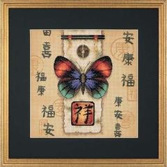 DIMENSIONS Восточная бабочка
