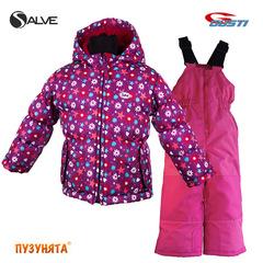 Комплект для девочки зима Salve SWG 4900 Sparkling Grape
