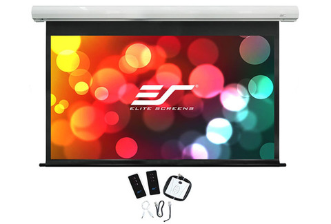 Elite Screens SK135XHW-E18, экран электрический