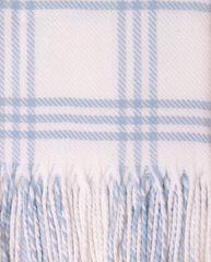 Плед детский 100х150 Luxberry Lux 519 голубой